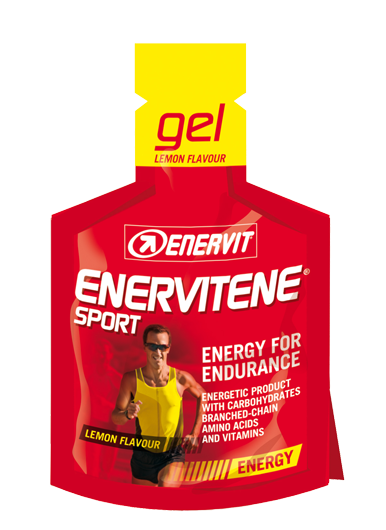 Enervit Sport gel 25ml citron