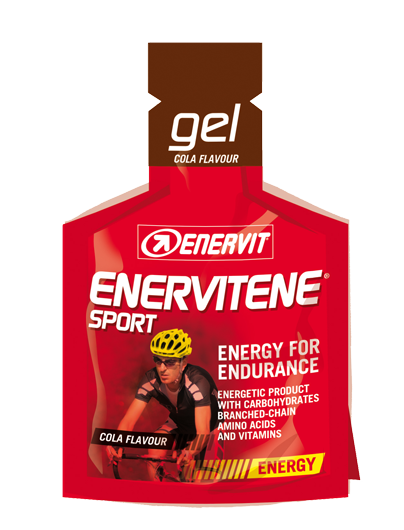 Enervit Sport gel 25ml cola
